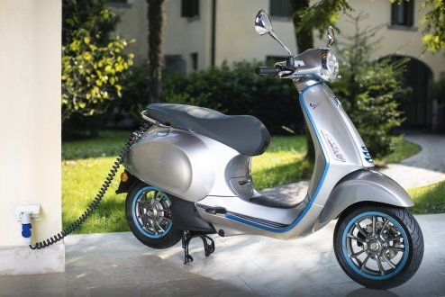 Foto Scooters eco