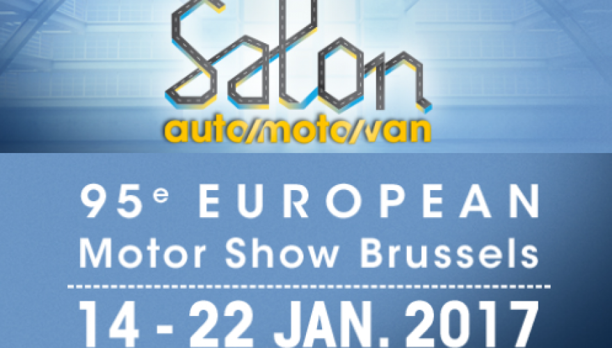 Salon De L Auto Moto Bruxelles 2017 Evenement Vromoto
